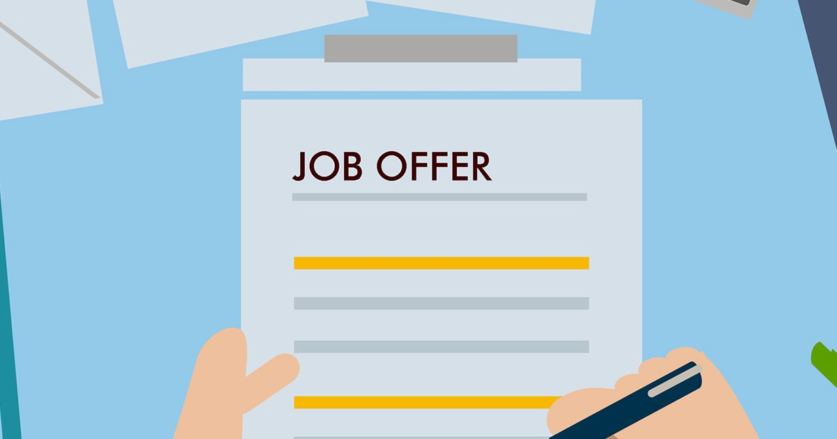 Steps to Take Before Accepting a Job Offer