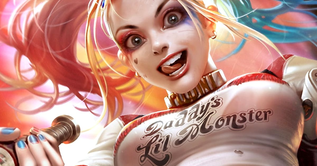 mad love celebrating 25 loony years of harley quinn with