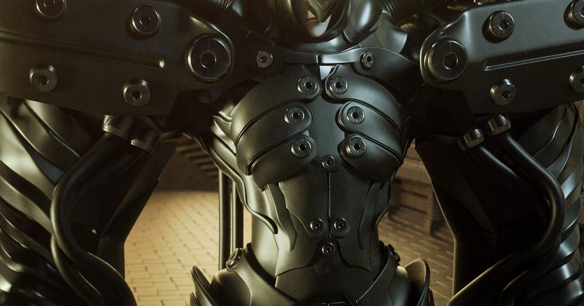 Coolest Sci-Fi Armor