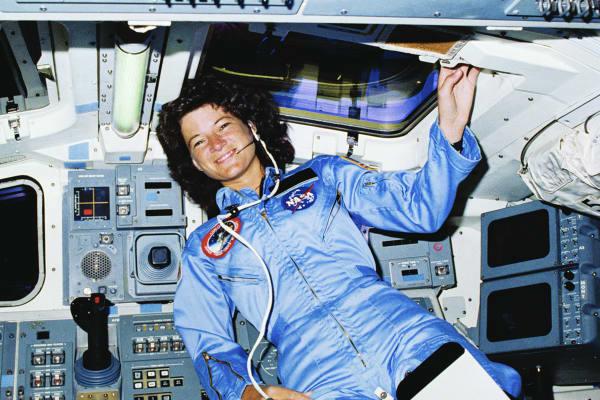 Famous Female Astronauts | Futurism