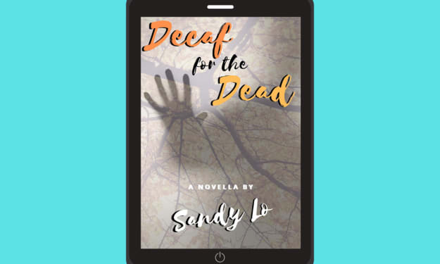 Ghostly Romance Novella 'Decaf For The Dead' Now Available on Amazon