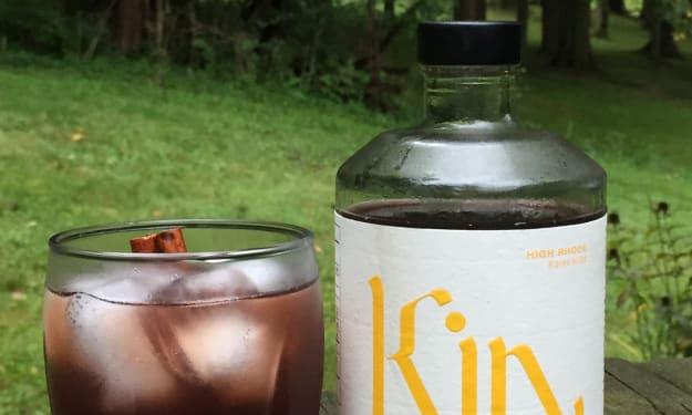 Kin Euphorics Pear-Cinnamon Tea
