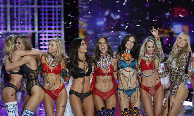 The Only Thing Victoria's Secret Has Going for Itself