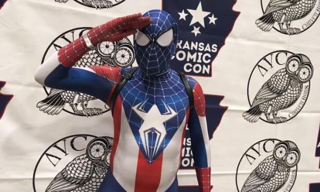 Arkansas Comic Con 2019 Review
