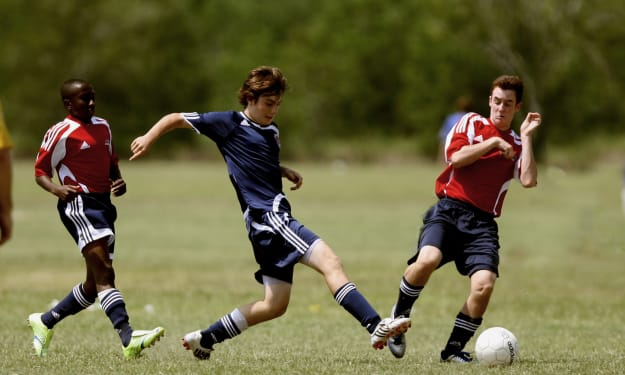 What You Really Need to Fly down the Soccer Field