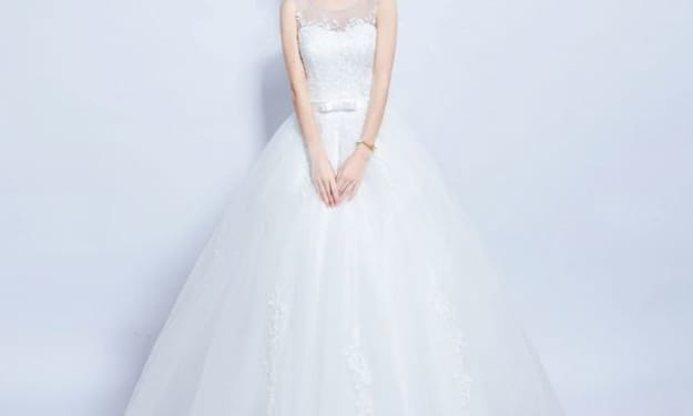 Stunning Wedding Dresses from YesStyle for Brides on a Budget