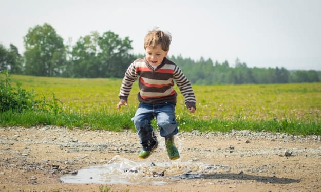Five Tips to Keep Your Kids Active