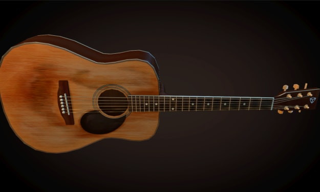 Strong Lessons From a Simple Guitar