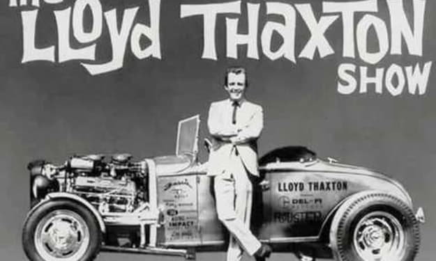 The Story of TV's Lloyd Thaxton—In His Own Words