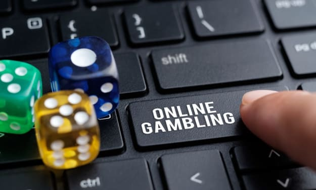 Gambling + Me = Bad Combination