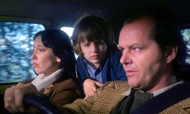 'The Shining'—A Movie Review