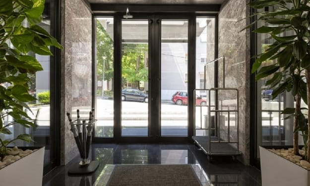 Commercial Doors: A Brief Guide