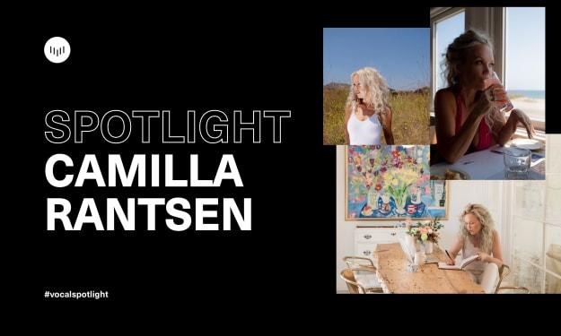 Creator Spotlight: Camilla Rantsen