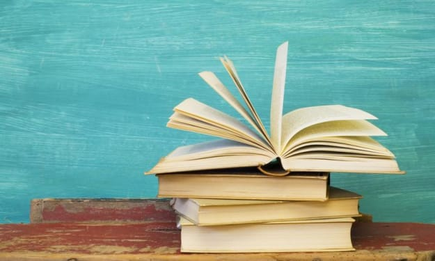 Five Books I Was Obsessed with When I Was 16