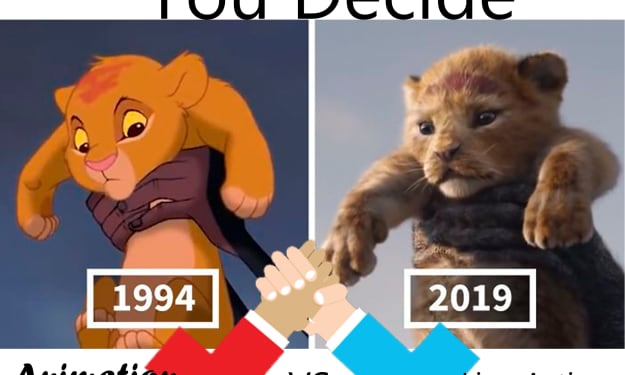 Is Animation Better Than Live-Action?