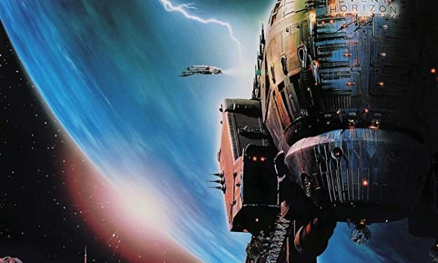 Reed Alexander's Horror Review of 'Event Horizon' (1997)