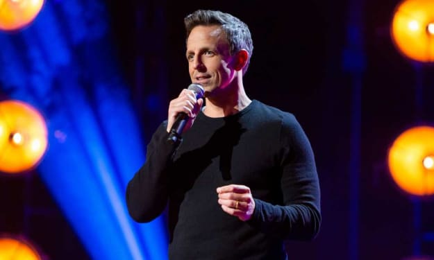 """My Review of """"Seth Meyers: Lobby Baby"""""""