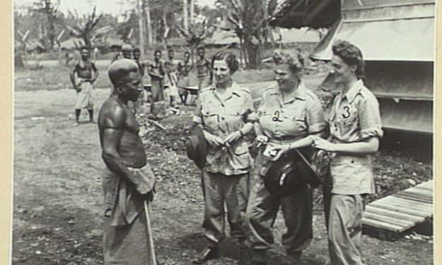 Women of Kokoda