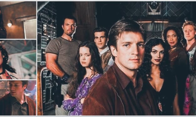 Why the TV Show 'Firefly' Is Such a Fan Treasure