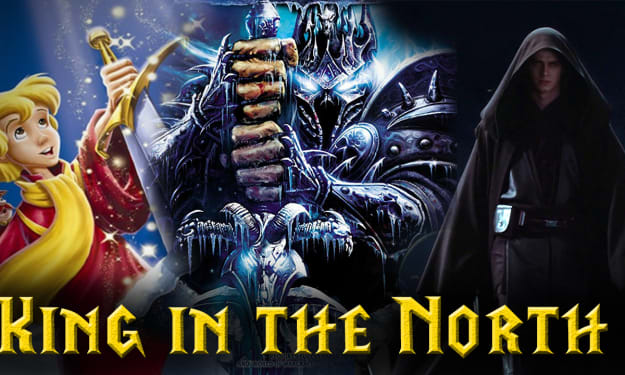 'WarCraft 3: The Story of King Arthas'