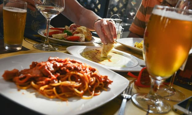 Healthy Options for Dining Out