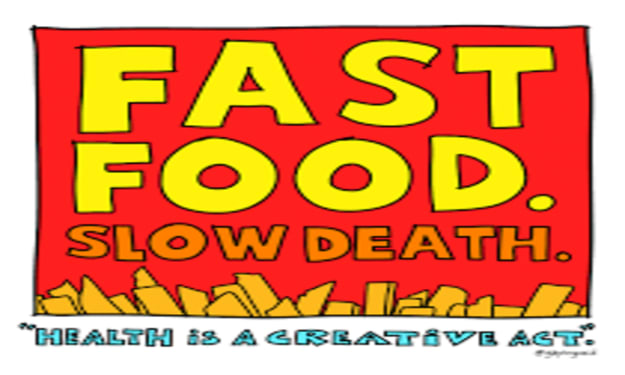 Fast Food (Death) Industry