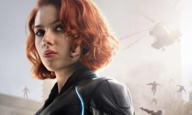 Marvel Releases 'Black Widow' Teaser Trailer