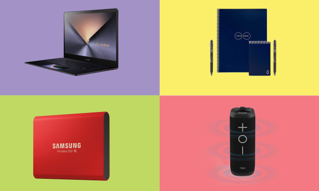 Best Tech Gadgets Every Student Needs for School