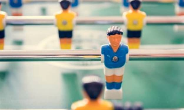 Foosball Technique for Pros and Novice