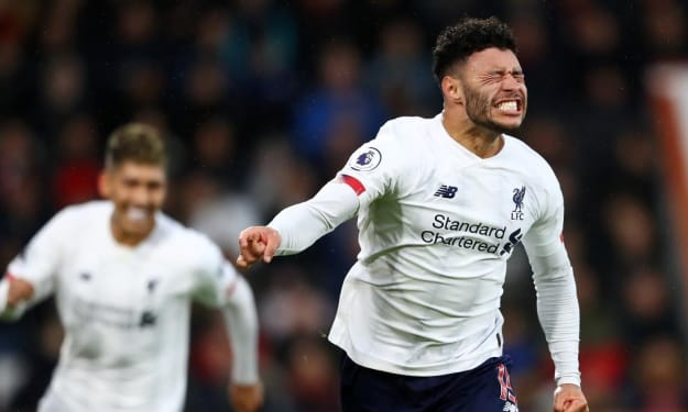 Bournemouth 0-3 Liverpool: Reds as Dominant as They've Ever Been