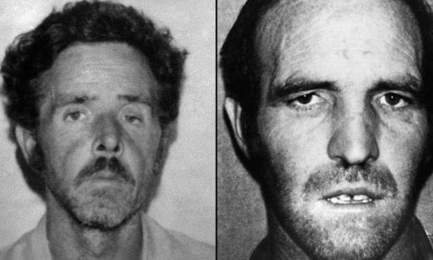 The Heinous Crimes of Henry Lee Lucas and Otis Toole