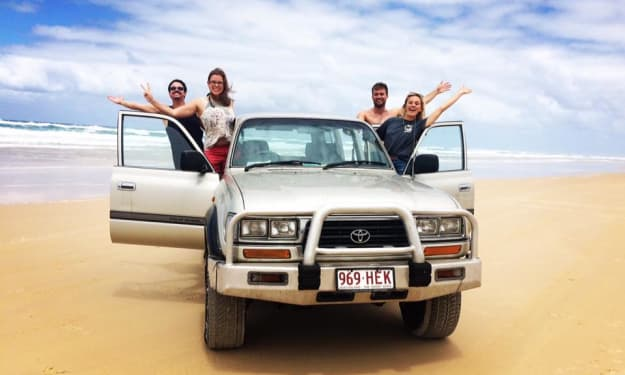 The Largest Sand Island in the World: Fraser Island