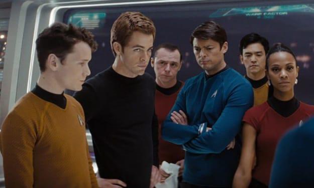 """My Review of """"Star Trek (2009)"""""""