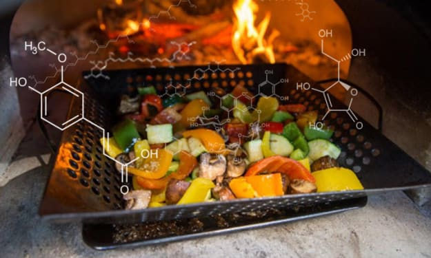 5 Vegetables Cooking Increases Their Antioxidants