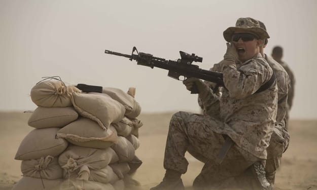 Marine Corps Stories: Opportune