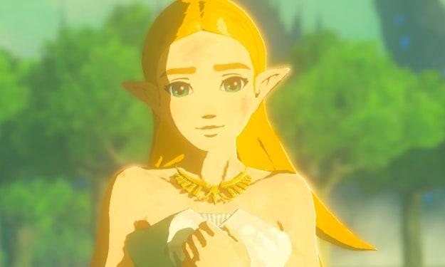 princess zelda is the nintendo franchise's style icon.