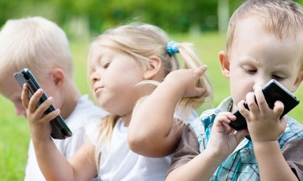 Mobile Phones: The Generation Gap