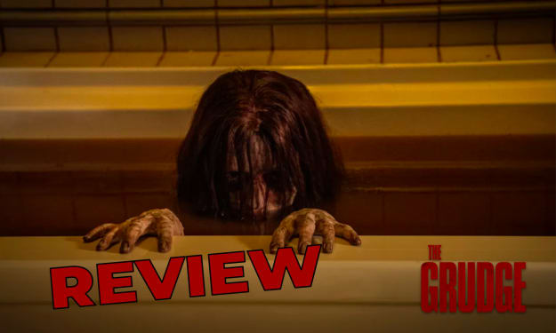 'The Grudge' Review—A Bland Reboot