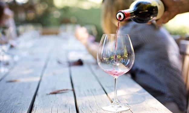 10 Surprising Health Benefits Of Wine