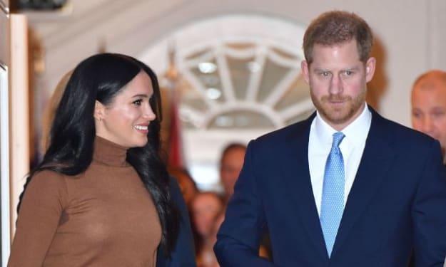 Harry Megxits Royal Life