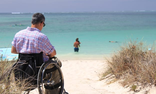 WHY WHEELCHAIR USERS ARE AFRAID OF GOING OUT