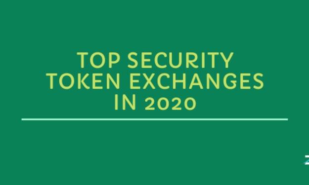 Top 5 Digital Security Token Exchange Platforms for 2020