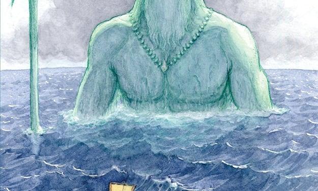Odysseus: The Man, The Myth, The Legend