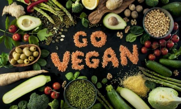 Go Vegan! Why Not?
