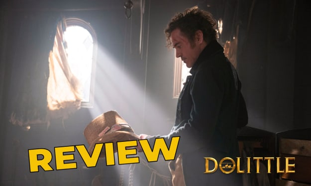 'Dolittle' Review—A Disjointed Mess