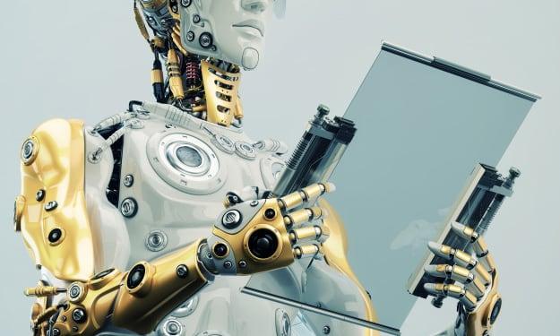 Believe In Your ROBOTICS Skills But Never Stop Improving