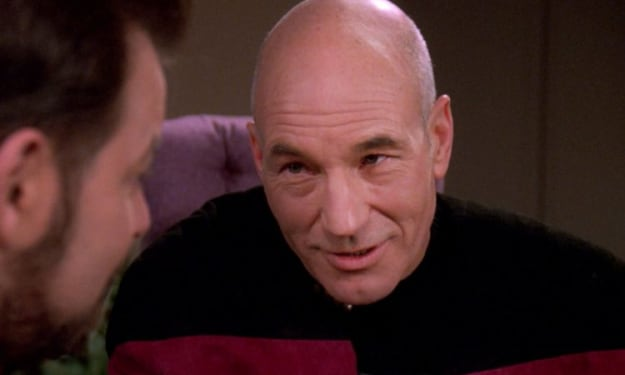 How To Picard Someone