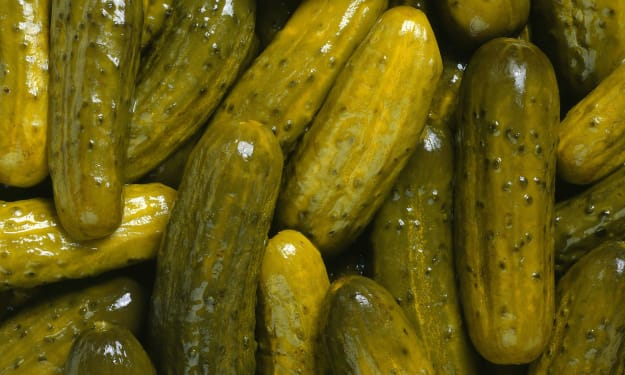 Cucumber Pickles and Their Health Benefits