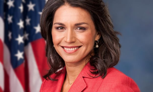 The Astrology of the 2020 Elections: Tulsi Gabbard