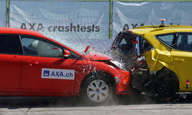 Most Important Things To Be Done After a Car Crash